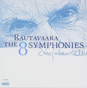 RAUTAVAARA SYMPHONIES COVER
